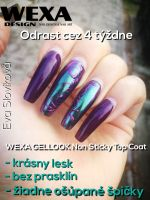 Top Coat Non Sticky - najlepší Top Coat bez výpotkov