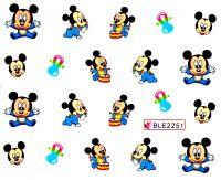 Vodolepky BLE 2251 Mickey