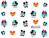 Vodolepky BLE 2249 Mickey