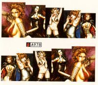 Vodolepky Fashion A978