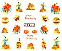 Vodolepky Jeseň BN362