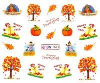 Vodolepky Jeseň BN367