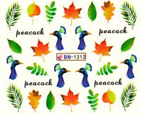 Vodolepky Peacock BN1212