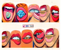 Vodolepky Pop Art BN-360