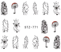 Vodolepky STZ-771