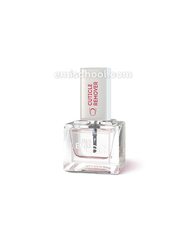 E.MiLac Cuticle Remover, 9 ml.