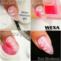 Structure gel - White