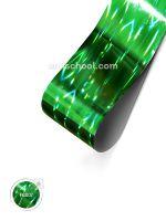 Holografická fólie Green Stereo Effect 1,5 m.
