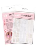 NAILCRUST šablony-slidery «Quilted Manicure»