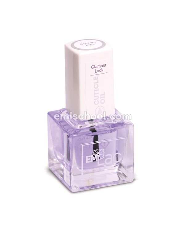 E.MiLac Cuticle Oil Glamour Look, 6 ml.