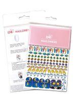 Naildress Slider Design №9 Fish