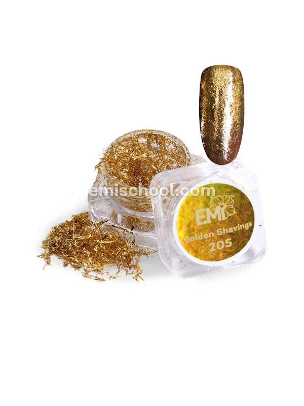 E.Mi Pigment Golden Shavings #205