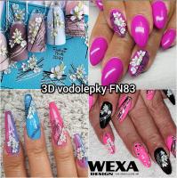 3D vodolepky FN83