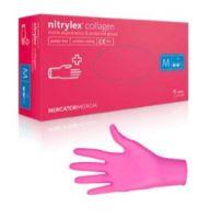 Nitrilové rukavice s vrstvou Collagen - 1 box (50 párov)
