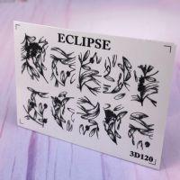 ECLIPSE vodolepky 3D120 black
