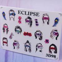 ECLIPSE vodolepky 3D98