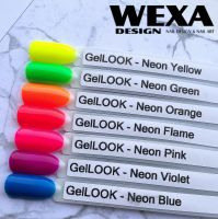 GelLOOK - Neon Blue