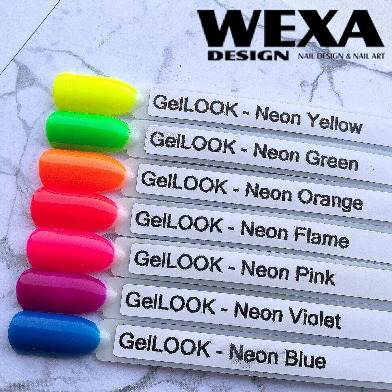 GelLOOK - Neon Green - gellak na nechty