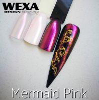 Mirror Powder Mermaid Pink