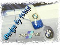 Nail Tattoos - BMW - 51