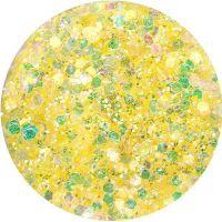 Super Glitter - Z - žltý