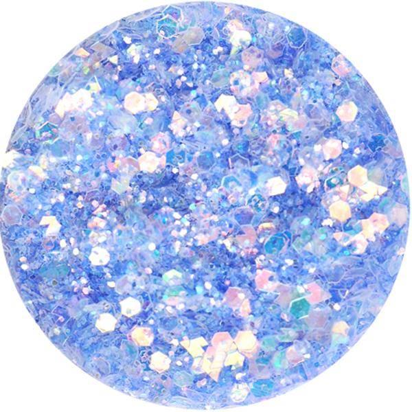 Super Glitter - R - modrý