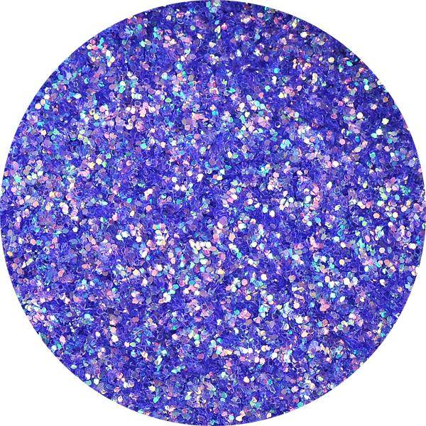 Glitter Goldie - C - fialový