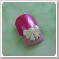3D formička - Butterfly Bowknot2 030