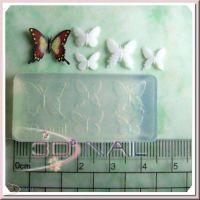 3D formička na nechty - Butterfly 073