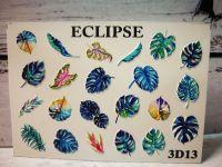 ECLIPSE vodolepky 3D13 Blue