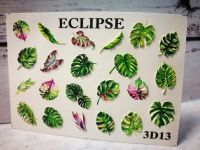 ECLIPSE vodolepky 3D13 Green