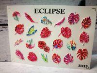 ECLIPSE vodolepky 3D13 Pink