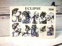 ECLIPSE vodolepky 3D8  black