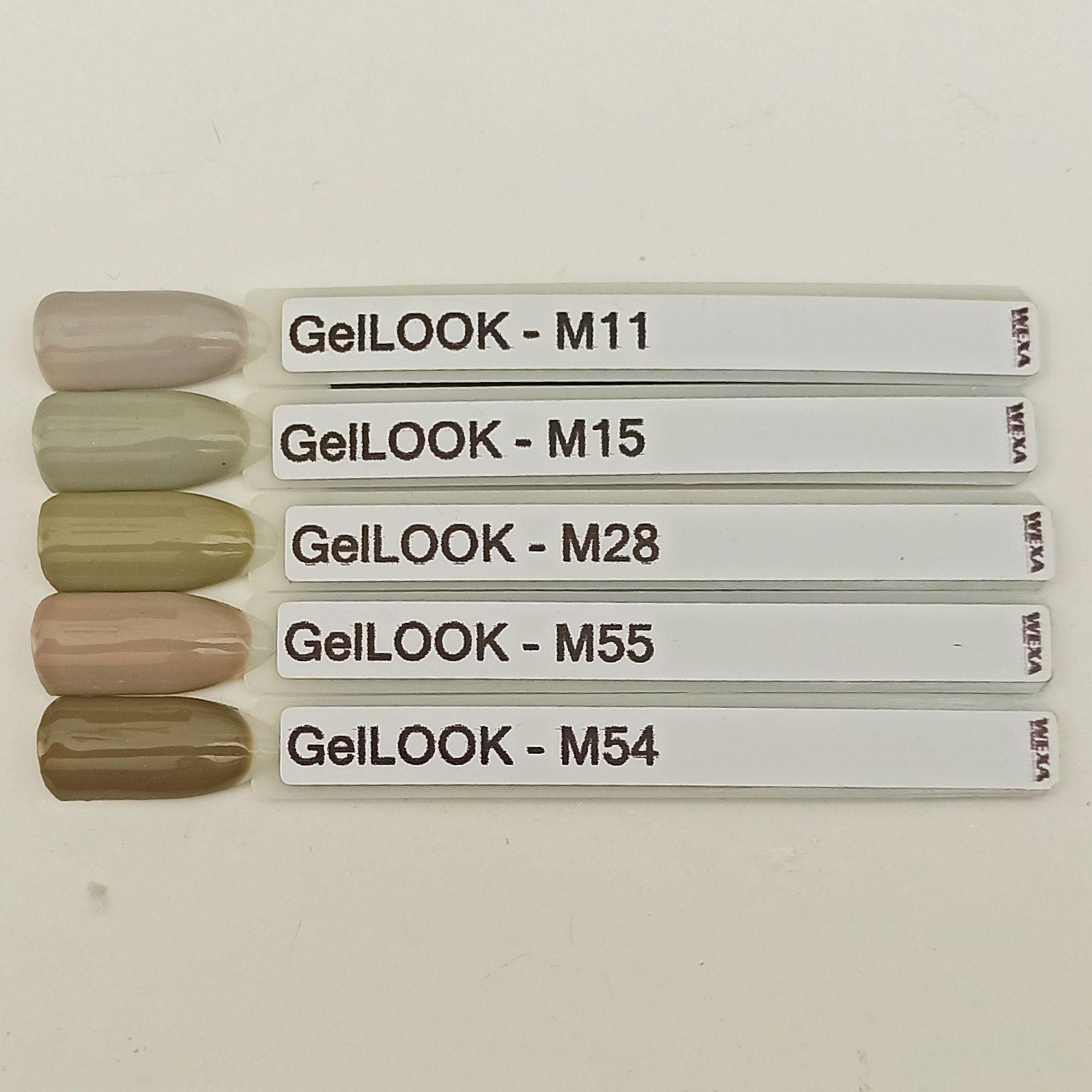 GelLOOK gel lak na nechty - M54