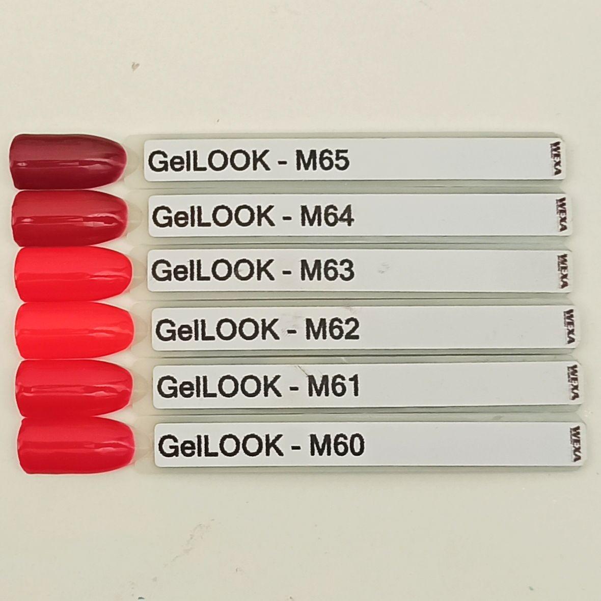 GelLOOK gel lak na nechty - M63