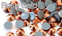 Hot Fix SS16 - Rose Gold AAA Quality