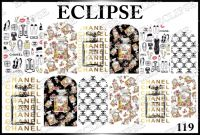 ECLIPSE vodolepky 119 CHANEL