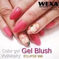 Farebný uv gél - Standard Gel Blush