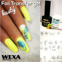 Foil Transfer gel - hustý