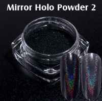 Mirror Holo Powder 2 Antracit
