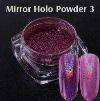 Mirror Holo Powder 3 Pink