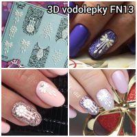 3D vodolepky FN13