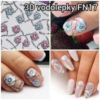 3D vodolepky FN17
