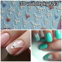 3D vodolepky FN3