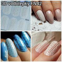 3D vodolepky FN42 svetrík
