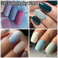 3D vodolepky FN44 svetrík