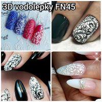 3D vodolepky FN45