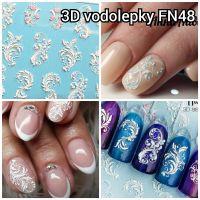3D vodolepky FN48