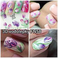 3D vodolepky FN58