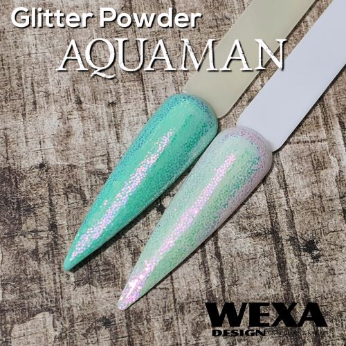 Glitter Powder AQUAMAN